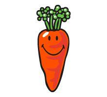 Smiley, SmileyWorld, Happiness, Smile, Carrot