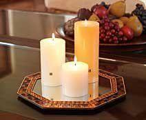 RUNOJA JA LORUJA LAPSILLE - KÄTEVÄ EMÄNTÄ - Vuodatus.net Candles, Handmade Home Decor, Home Decoration, Candle, Lights
