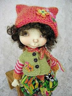 For Sprockets, Connie Lowe Sprocket, Sweater Outfit Cats, made by Ulla
