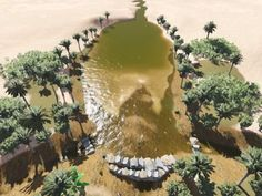 How to reverse desertification. With rocks.