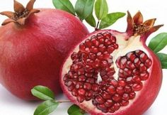 Health Benefits of Pomegranate Nutrition - Pomegranate health benefits - Pomegranate is fruit with a red color that turns out to have a lot of nutritional content. Avocado nutrition is very useful f Grenade Fruit, Pomegranate Fruit, Pomegranate Benefits, Pomegranate Extract, Pomegranate Varieties, Fruit Trees, Fruits And Vegetables, Healthy Life, Health Tips