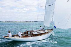 The Fairlie 55 Yacht | Fairlie Yachts.