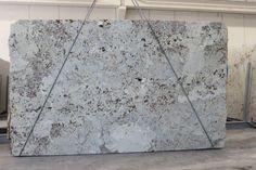 love this Alaska white granite