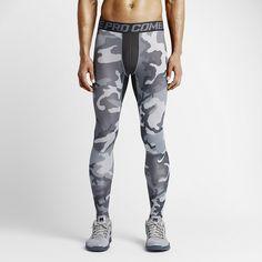 best service f35fc c25c9 Nike Pro Combat Hypercool Woodland Men s Tights Gym Pants, Gym Leggings,  Girls Leggings,