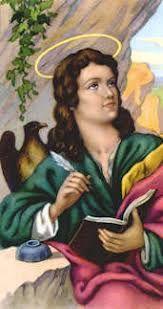 Resultado de imagen para como murio el evangelista juan San Juan Evangelista, Mary Magdalene, Saint Jean, John The Baptist, Holy Family, Christianity, Mystic, Mona Lisa, Saints