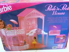 Barbie Pink N' Pretty House 1995 Unopened | eBay