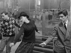Bande à part (Godard, 1964)