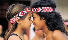 new zealand maori children
