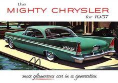 1957 Chrysler New Yorker 2-Door Hardtop