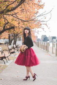 Pauline l'automne à New york :)