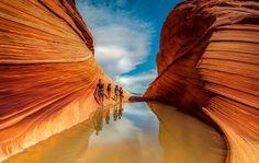 Lucky Hikers by Angela Chong: https://goo.gl/RO4IBz #nature
