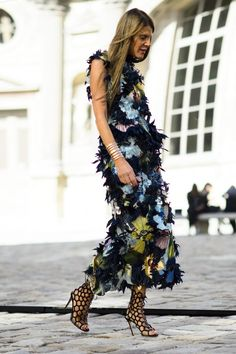 Women of Style: Anna Dello Russo | The Zoe Report - inspiration.