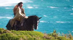 Ross takes Demelza to the coast.