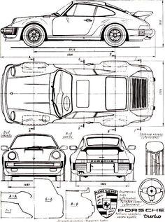 Orthographic drawing of sport car . Muhammad attariq zamel, kelompok 6, kelas 1