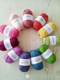Knit Picks Comfy Yarn -- by Susan Carlson of Felted Button