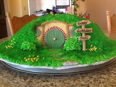 Bilbo's Hobbitt hole