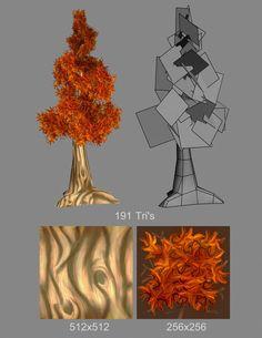 Autumn Tree by S0id3 on deviantART