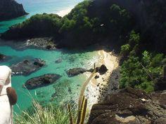 Praia da Pipa  ou nager avec les dauphins dans la plage do Coraçao