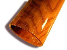 Woodslide Didgeridoo - (Detailansicht / Bell-end)
