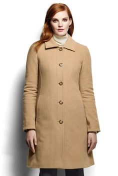 long winter coat, red coat, maxi coat, wool coat, Dress coat ...