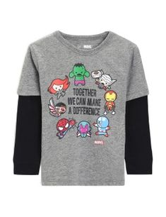 NAME IT Kinder Jungen Kapuzenpullover Sweat-Shirt SUPERHERO CARTER HOOD Superman