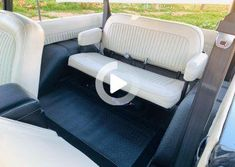 Visit the post for more. #cars Classic Ford Broncos, Modified Cars, Outdoor Furniture, Outdoor Decor, Sun Lounger, Restoration, Cool Stuff, Blue, Home Decor