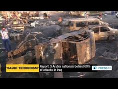 Report Says Saudi Arabia Nationals Behind 60% Of Attacks In Iraq - YouTube