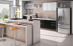 cozinhas modernas - Pesquisa Google