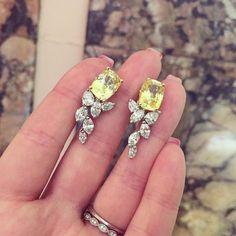 Head over heels for these @oscarheyman beauties. #LUXURYPrive #wishlist