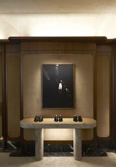Joseph Dirand Architecture - J. Window Display Retail, Retail Displays, Shop Displays, Merchandising Displays, Window Displays, Residential Architecture, Interior Architecture, Joseph Dirand, Retail Store Design
