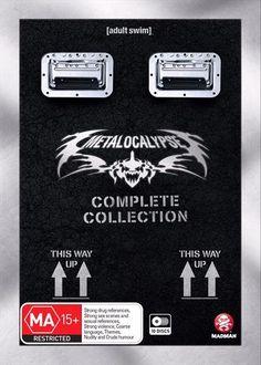 Metalocalypse - Season 1-4 | + Metalocalypse - The Doomstar Requiem