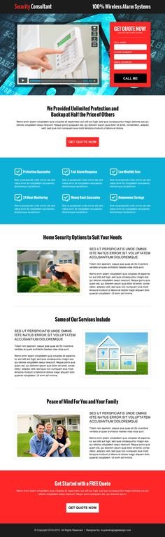 Maids And Domestic Help Service Responsive Landing Page  Domestic