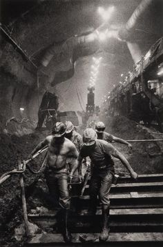 by Sebastiao Salgado - Workers