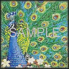 Ceramic-Accent-Tile-Home-Decor-Backsplash-Tile-Birds-Peacock-21