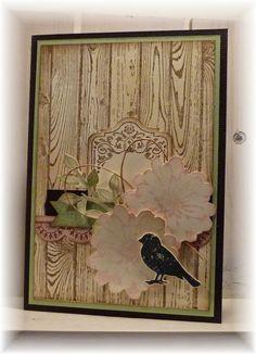 Crows corner stampin': Crows Corner goes Vintage...!