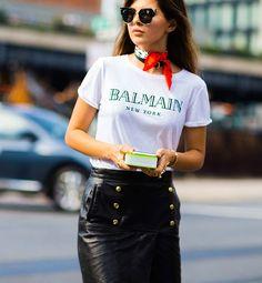 Sua camiseta vai virar item de fashionista