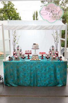 Japanese Theme Birthday Birthday Party Ideas | Photo 11 of 32 | Catch My Party