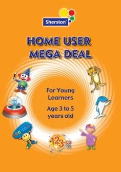 Sherston Early Years Mega Deal Software Pack (age 3-5) - for Home Use