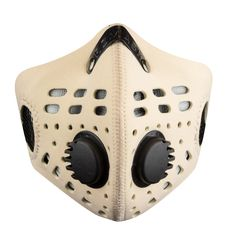 The RZ Mask is the pioneer of the RZ Vision. Dominating protection and performance through its replaceable Active Carbon Filter. The RZ is your general purpose, tough-duty air filtration mask. Tapas, Cycling Mask, Future Gadgets, Modelos 3d, Carbon Filter, Mouth Mask, Velcro Straps, Classic Looks, Bag Storage