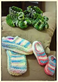 Sapatinhos de lã adulto e infantil www.facebook.com/cereshandmade