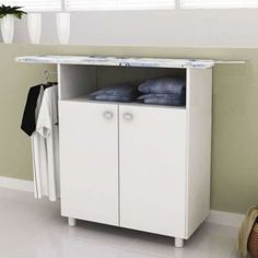 Muebles Bonno - Planchador Yedi blanco