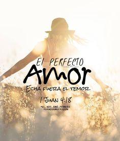 Una verdadddd muy fuerte!! pq Dios puede hacer lo que sea cuando confias en su amor. Es mas fuerte que tu mas gran miedo o inseguridad, hasta que tu mas gran error. Todooo y me refiero a TODO puede ser borrado por el fuerte, profundo, pleno amor de Dios hacia nosotros. Atrevete a conocer ese amor. Dejate ir y que El tome el control. Atrevete a conocer a Jesus: la fuente de ese amor.