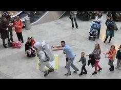 Video que muestra de forma creativa el potencial de la Realidad Aumentada en educación (National Geographic)