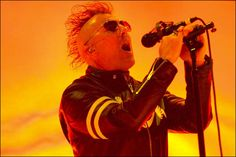 Tool not only put's on an amazing live show, their music is still tight and loud, just the way it's supposed to be. Here's Maynard James Keenan singing at a recent performance.