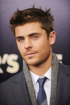 Zac Efron - I'd marry you and your smooth dance moves :)