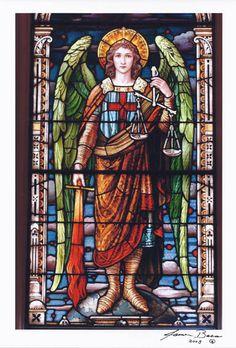 St. Michael the Archangel, Annunciation Church, Denver. Photo by James Baca