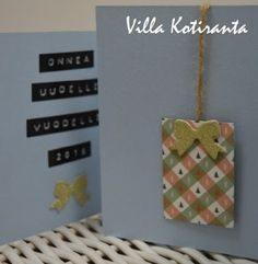 Joulukortit / Christmas cards