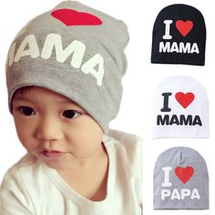 Baby Hat Girl Boy I LOVE MAMA Newborn Toddler Infant Kids Cotton Cap Knitted Warm Spring Baby Beanies Accessories 0-3 Years BH03 #>=#>=#>=#>=#> Click on the pin to check out discount price, color, size, shipping, etc. Save and like it!