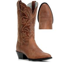 I need a pair of cute cowboy boots
