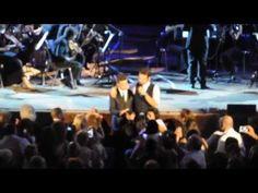 """""""Il Volo"""" in Concerto a Taormina- Mamma, solo per te la mia canzone vola - YouTube"""
